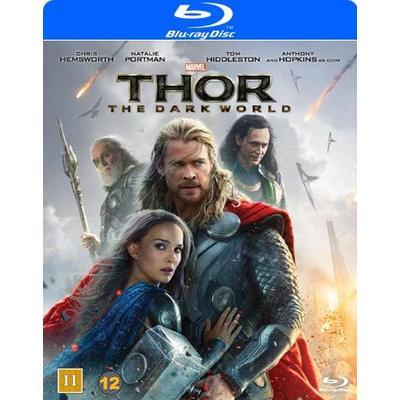 Thor 2: The dark world (Blu-ray) (Blu-Ray 2013)