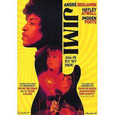 Jimi: All is by my side (DVD) (DVD 2013)