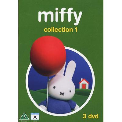 Miffy: Box 1 (3DVD) (DVD 2015)