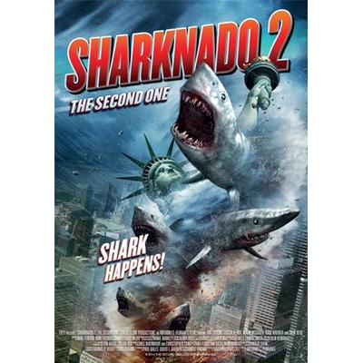 Sharknado 2 - The second one (DVD) (DVD 2014)