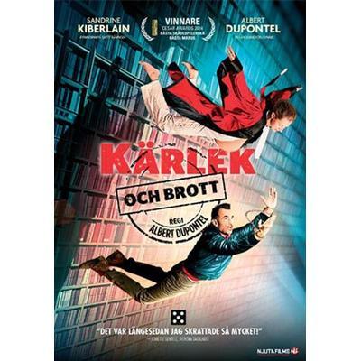 Kärlek och brott (DVD) (DVD 2013)