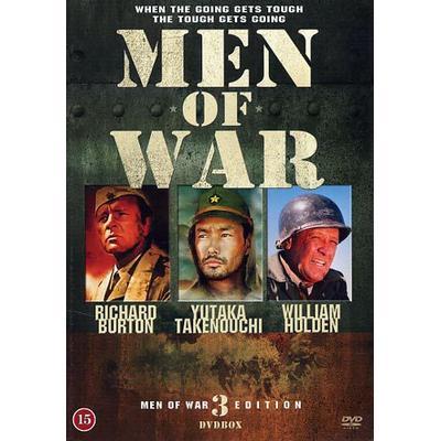 Men of war - War heroes vol 1 (3DVD) (DVD 2014)