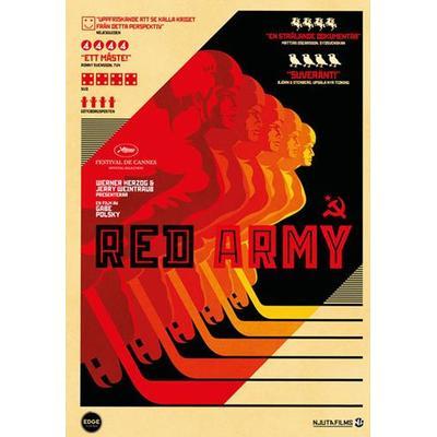 Red Army (DVD) (DVD 2014)