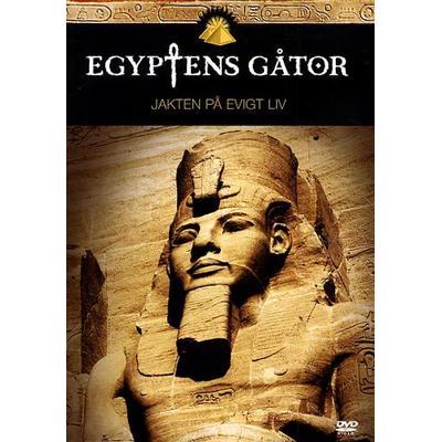 Egyptens gåtor: Jakten på evigt liv (DVD) (DVD 2012)