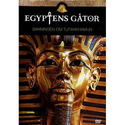 Egyptens gåtor: Sanningen om Tutankhamun (DVD) (DVD 2012)