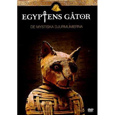 Egyptens gåtor: De mystiska djurmumierna (DVD) (DVD 2012)