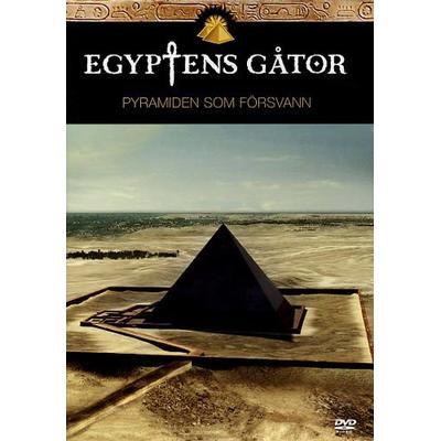 Egyptens gåtor: Pyramiden som försvann (DVD) (DVD 2012)