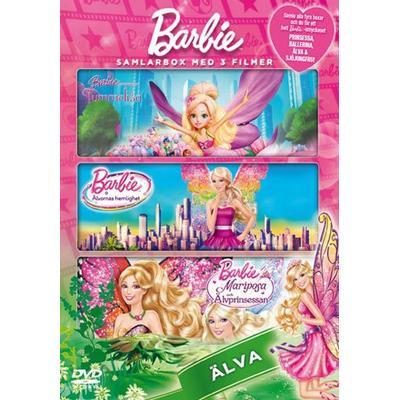 Barbie Box - Älva x 3 (3DVD) (DVD 2014)