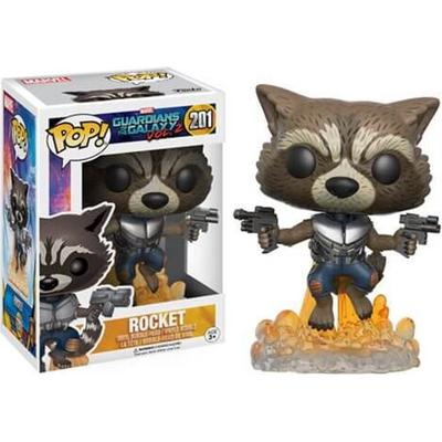 Funko Pop! Marvel Guardians of the Galaxy Vol 2 Rocket