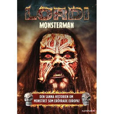Lordi - Monsterman (DVD) (DVD 2014)