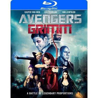 Avengers Grimm (Blu-ray) (Blu-Ray 2015)
