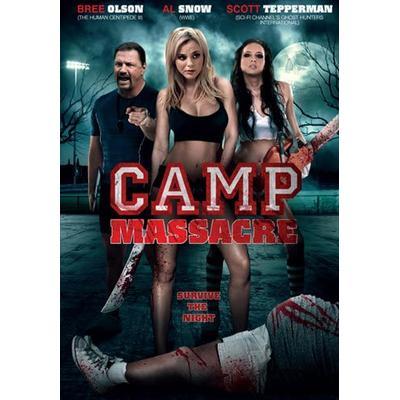 Camp Massacre (DVD) (DVD 2014)
