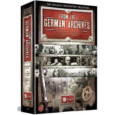 German archives 1-3 (9DVD) (DVD 2014)