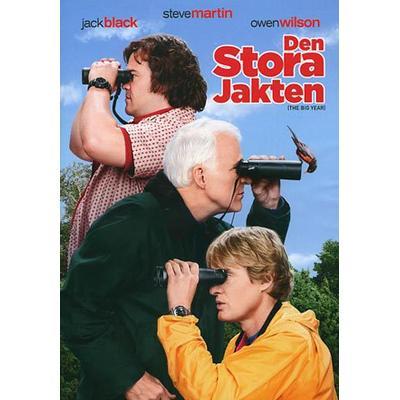 Den stora jakten (DVD) (DVD 2011)