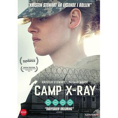 Camp X-Ray (DVD) (DVD 2014)
