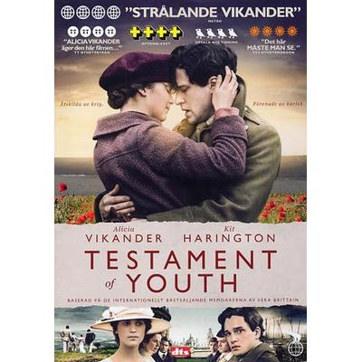 Testament of youth (DVD) (DVD 2015)