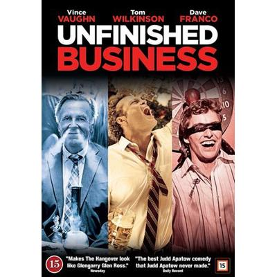 Unfinished business (DVD) (DVD 2015)