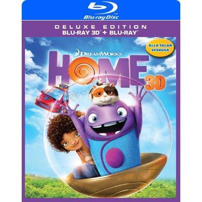 Home 3D (Blu-ray 3D + Blu-ray) (3D Blu-Ray 2015)