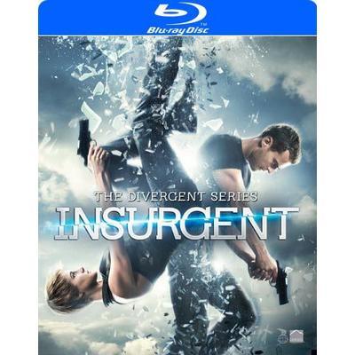 Insurgent (Blu-ray) (Blu-Ray 2015)