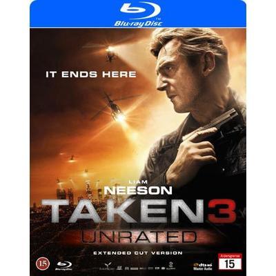 Taken 3: Extended cut (Blu-ray) (Blu-Ray 2014)