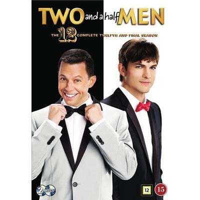Two and a half men: Säsong 12 (2DVD) (DVD 2014)