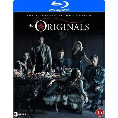 The Originals: Säsong 2 (3Blu-ray) (Blu-Ray 2014)