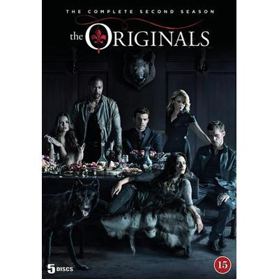 The Originals: Säsong 2 (5DVD) (DVD 2014)