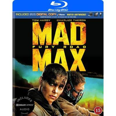 Mad Max - Fury Road (Blu-ray) (Blu-Ray 2015)
