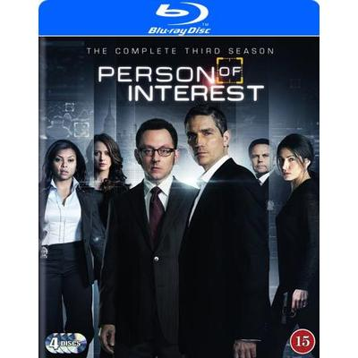 Person of interest: Säsong 3 (4Blu-ray) (Blu-Ray 2014)
