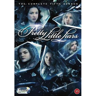 Pretty little liars: Säsong 5 (6DVD) (DVD 2014)