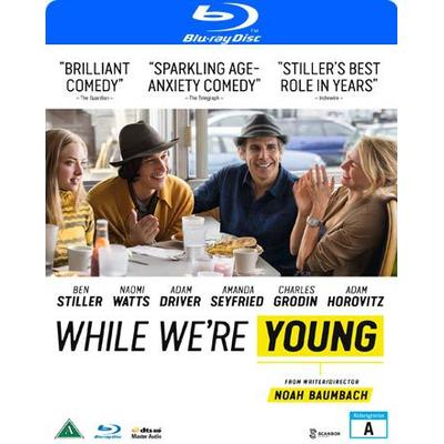 While we're young (Blu-ray) (Blu-Ray 2015)
