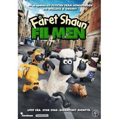 Fåret Shaun - Filmen (DVD) (DVD 2015)