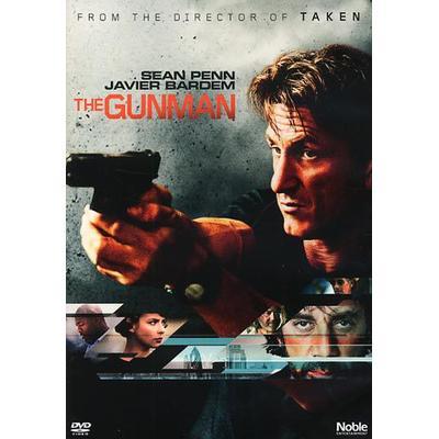The Gunman (DVD) (DVD 2015)