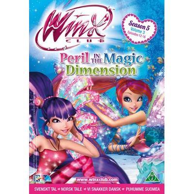 Winx Club: Säsong 5 vol 3 (DVD) (DVD 2015)