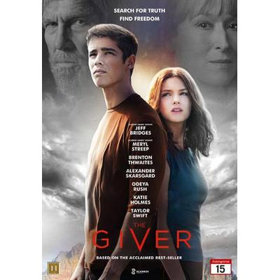 The Giver (DVD) (DVD 2014)