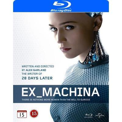Ex Machina (Blu-ray) (Blu-Ray 2015)
