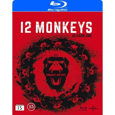 12 Monkeys: Säsong 1 (3Blu-ray) (Blu-Ray 2015)