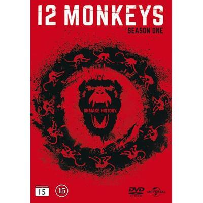 12 Monkeys: Säsong 1 (4DVD) (DVD 2015)
