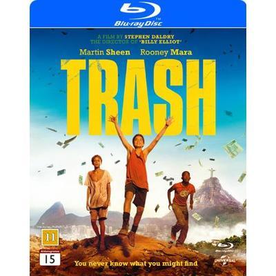 Trash (Blu-ray) (Blu-Ray 2014)
