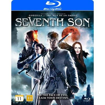 Seventh son (Blu-ray) (Blu-Ray 2014)