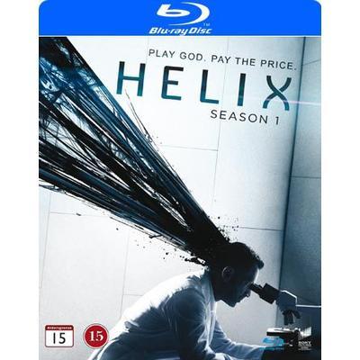 Helix: Säsong 1 (3Blu-ray) (Blu-Ray 2014)