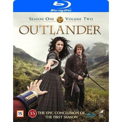 Outlander: Säsong 1:2 (3Blu-ray) (Blu-Ray 2015)