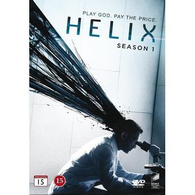 Helix: Säsong 1 (3DVD) (DVD 2014)