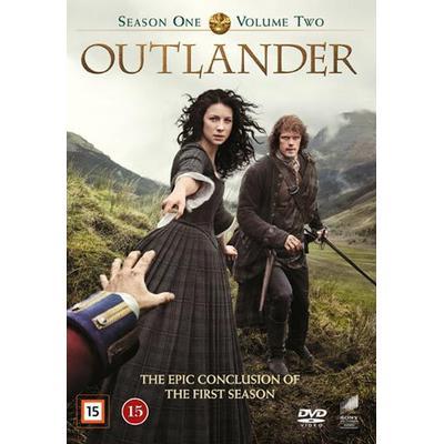 Outlander: Säsong 1:2 (3DVD) (DVD 2015)