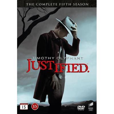 Justified: Säsong 5 (3DVD) (DVD 2014)