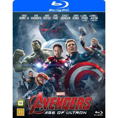 Avengers 2: Age of Ultron (Blu-ray) (Blu-Ray 2015)