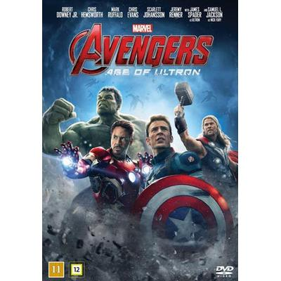 Avengers 2: Age of Ultron (DVD) (DVD 2015)