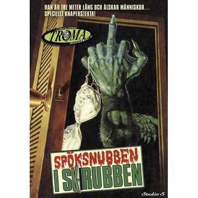 Spöksnubben i skrubben (DVD) (DVD 2015)
