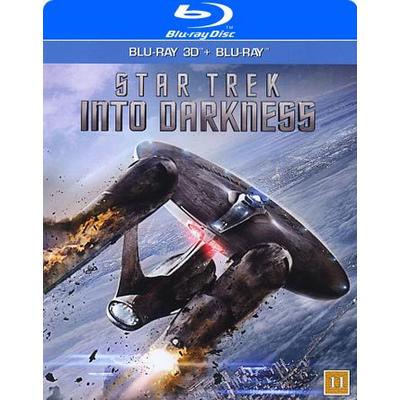 Star Trek 12: Into darkness 3D (Blu-ray 3D + Blu-ray) (3D Blu-Ray 2013)