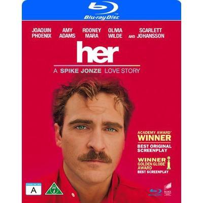 Her (Blu-ray) (Blu-Ray 2013)